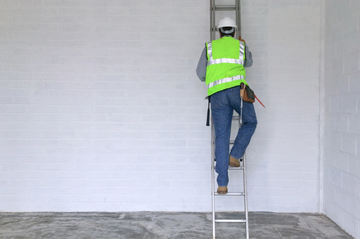Online Work at Height Training Ladder Safety Inspection Template