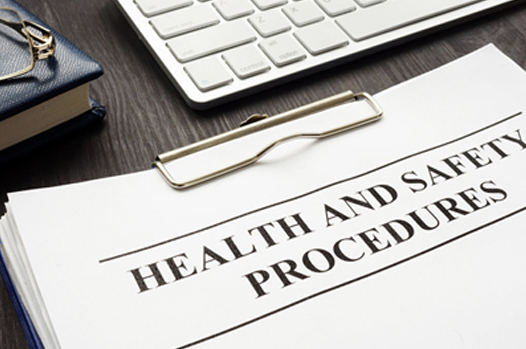 Health and Safety Policy & Procedures Manual