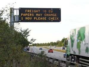 Brexit Freight