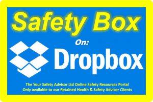 Safety Box Logo