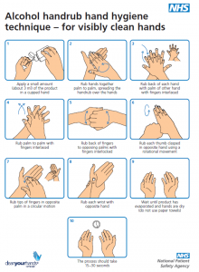Hand-washing-Gel