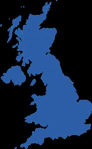 Your Safety Advisor Ltd UK Map